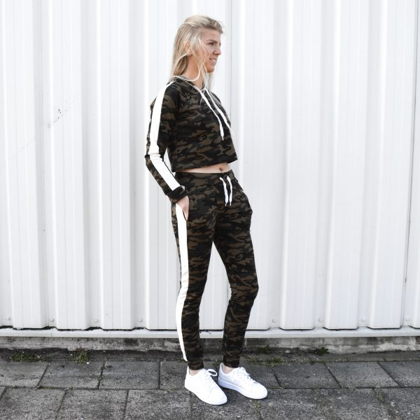 COMFY TRACKSUIT ARMY