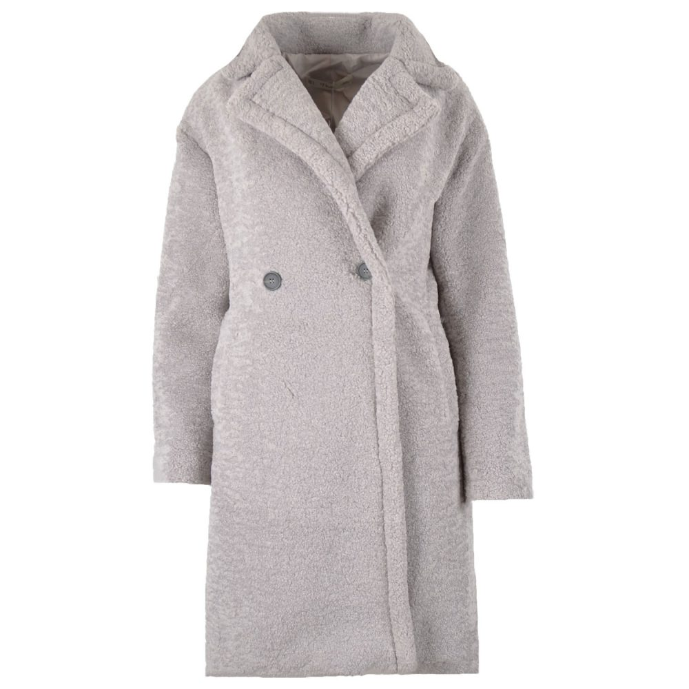 Lange Teddy Jas.Teddy Long Coat Grey Memali Nl Lange Grijze Jas Warm