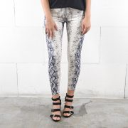 SNAKE ZIPPER LEGGING
