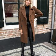 MOVER COAT BROWN