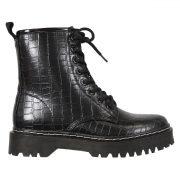 vera croco boots