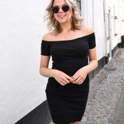 LUNA DRESS BLACK