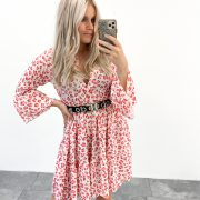 SOFIE DRESS PINK