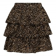 KAYLEIGH SKIRT BROWN
