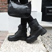 SILVANA BOOTS BLACK