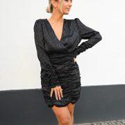ELISE BLACK DRESS