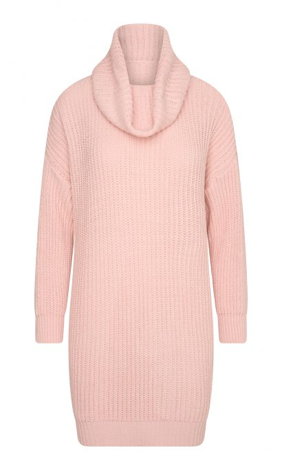 IRSY COLL SWEATER PINK