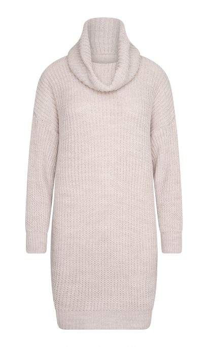IRSY COLL SWEATER TAUPE