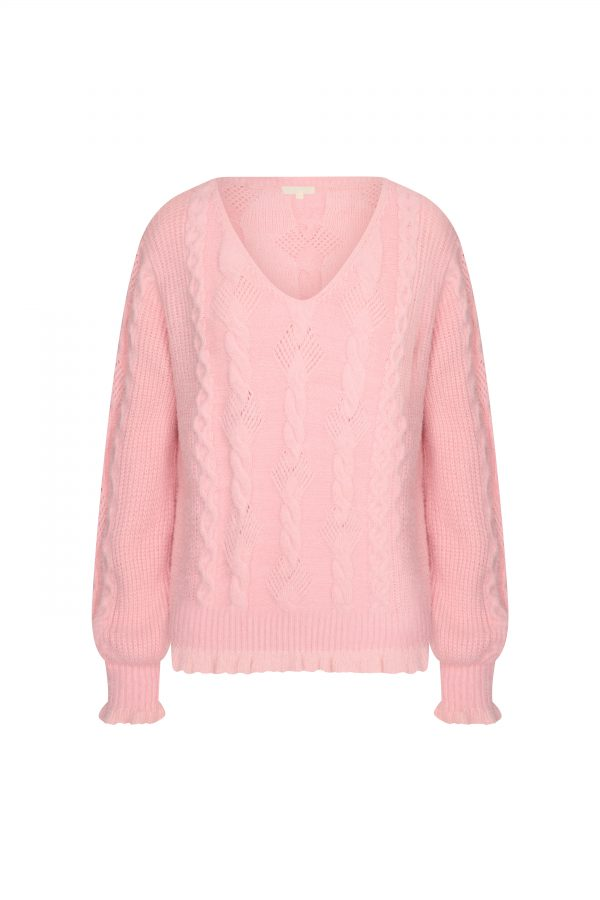 FAUVE SWEATER PINK
