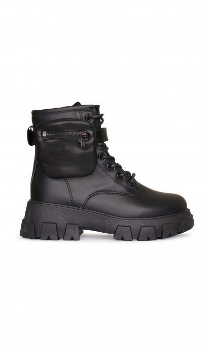 XELLA BOOTS BLACK