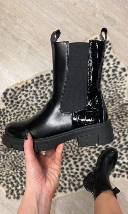 DENISE CROCO BOOTS