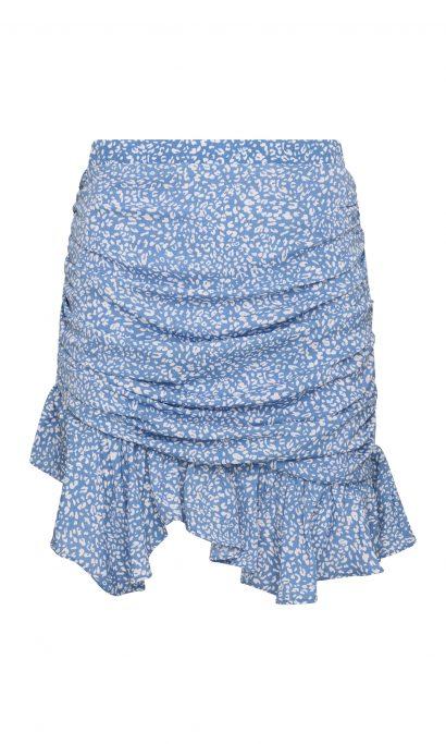 XANNE LEO SKIRT BLUE
