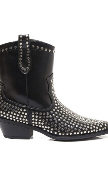 INDY STUDDED WESTERN BOOTS